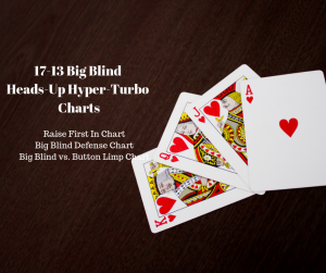 17-13bb heads-up hyper-turbo charts