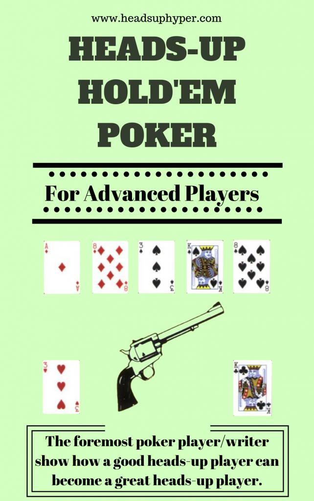 Poker Book Cover Art David Sklansky Hold'em for Advanced Players